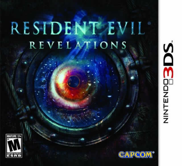 Resident Evil Revelations Box Art
