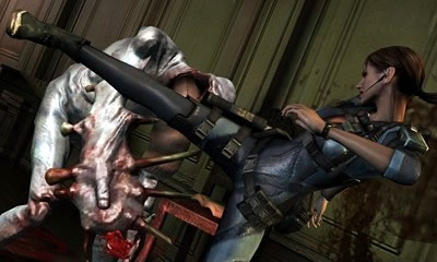 Resident Evil Revelations Rom Screenshot