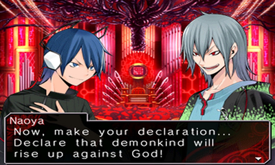 Shin Megami Tensei Devil Survivor Overclocked Screenshot