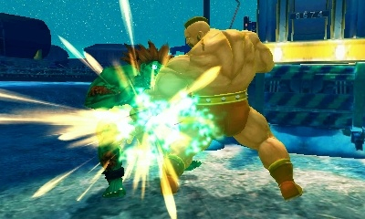 Super Street Fighter IV 3D Edition Screenshot